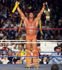 Still, my favourite WrestleMania memory... Long live the Ultimate Warrior!