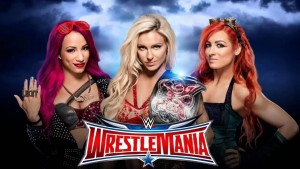 Sasha Banks, Charlotte and Becky Lynch will look to steal the show, with their Triple Threat match, for the Divas' Championship!