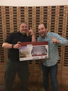 """Travis & I put together a prize-winning BBQ sauce, as the """"Sweet Kick"""" gave Fox FM its first-ever victory in the """"Yorkton Ducks Unlimited BBQ Sauce Media Challenge!""""  We're off the schneid!"""