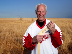 Farewell to one of the greatest players to ever lace up the blades... We'll miss you, Gordie.